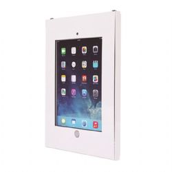 Anti-Theft iPad PRO 12.9 Wall Mount / Enclosure (White) | Cables4all